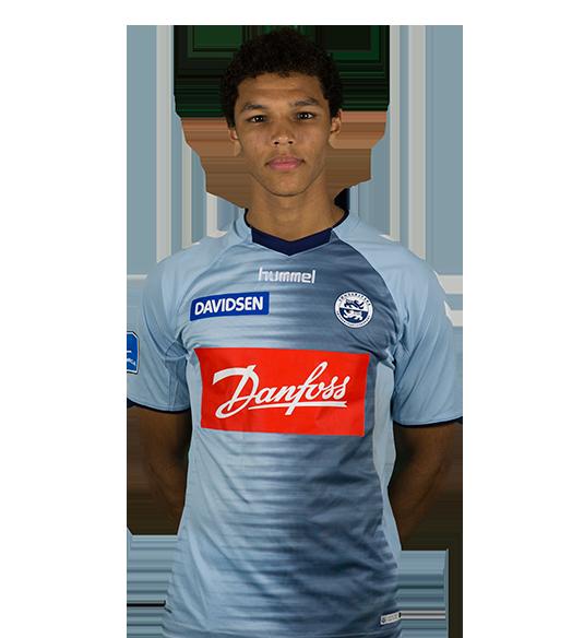 Årets SønderjyskE spiller for sæson 2018/19 er #9 Alexander Bah - kåret af SønderjyskE Fodbold Support