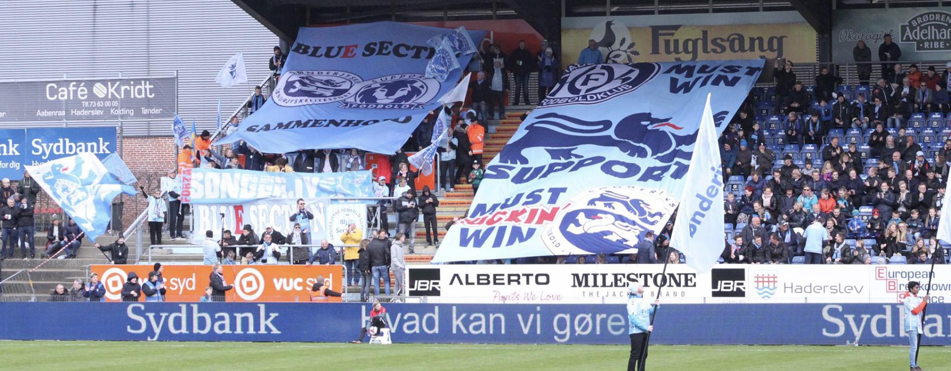 sønderjyske fodbold kampprogram